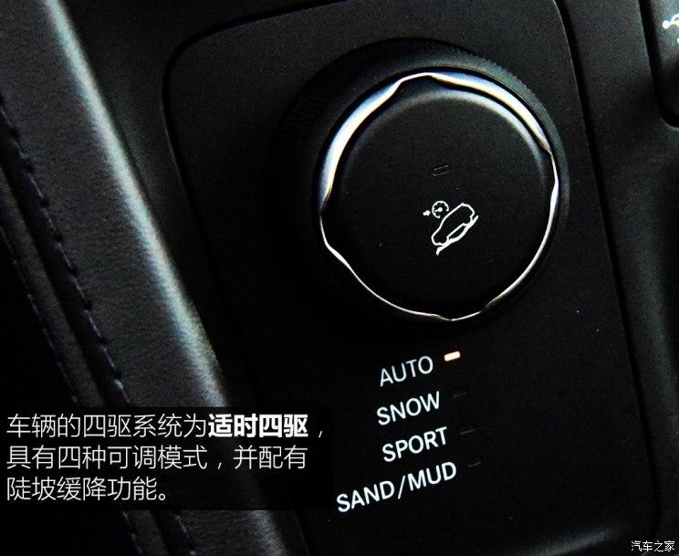 广汽菲克Jeep 大指挥官 2018款 2.0T 基本型