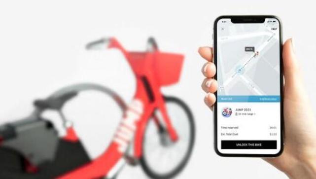 Uber在旧金山试水共享单车服务 无需固定还车点