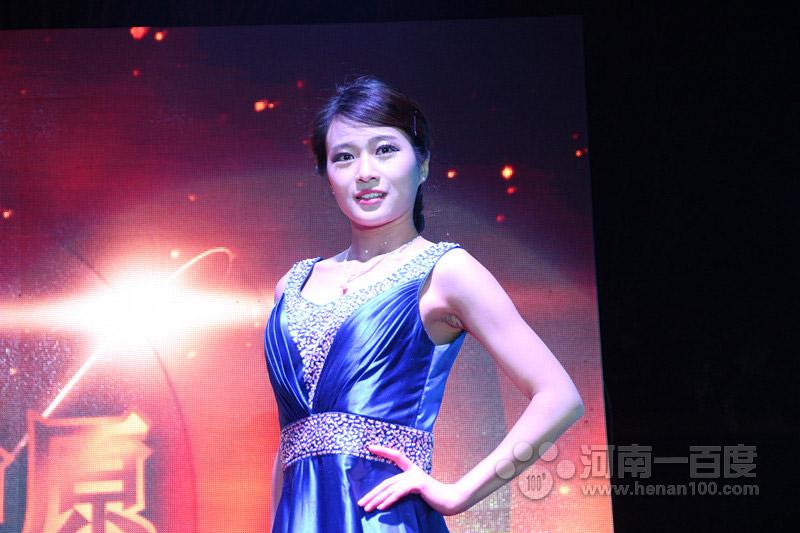 2013年度最佳T台表现模特——萧萧