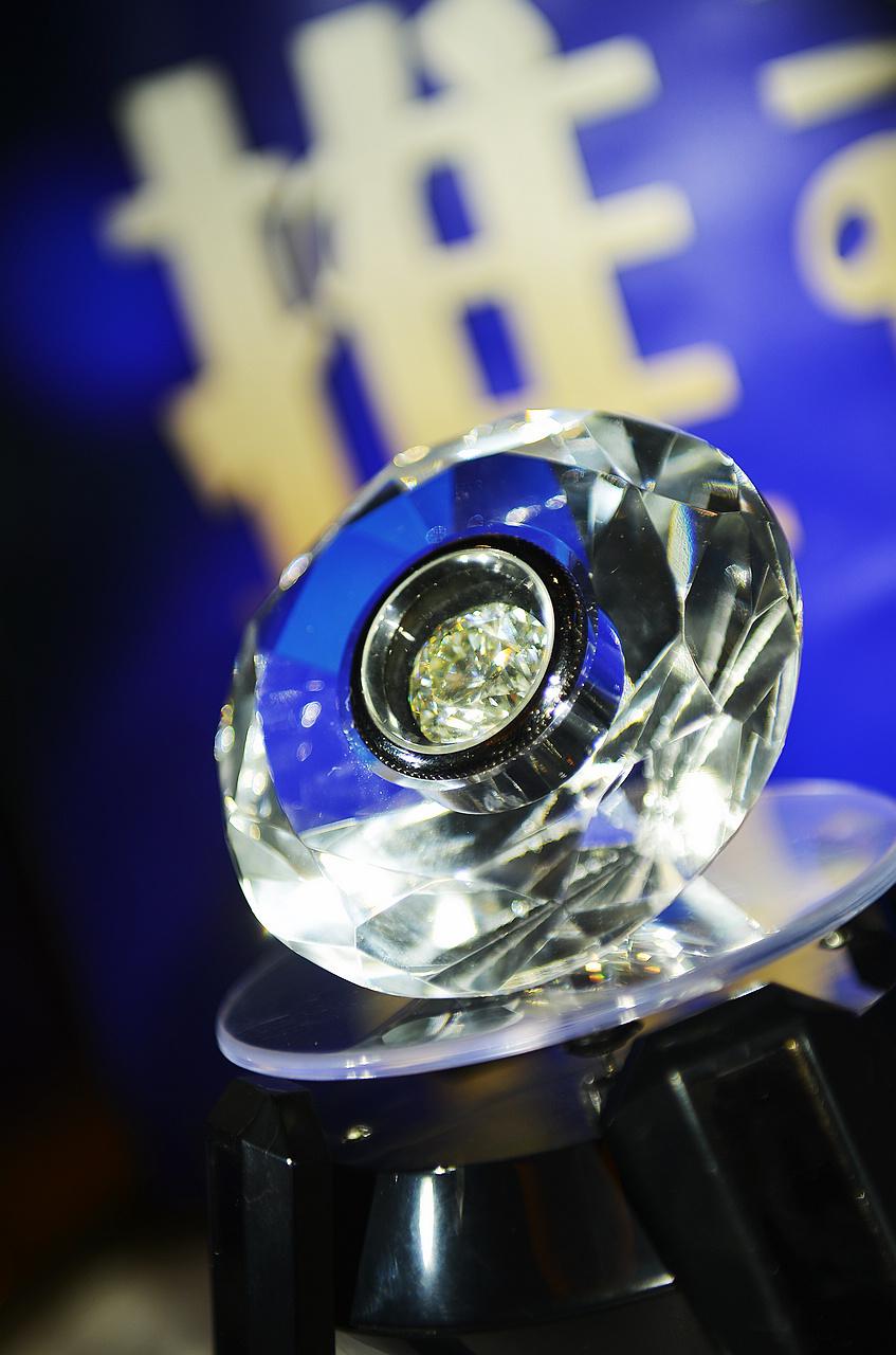 """21克拉、价值上千万的""""世纪之恋""""钻石"""