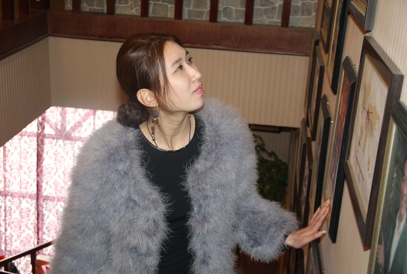 河南一百度《美人谈》第46期嘉宾:赵怡晓