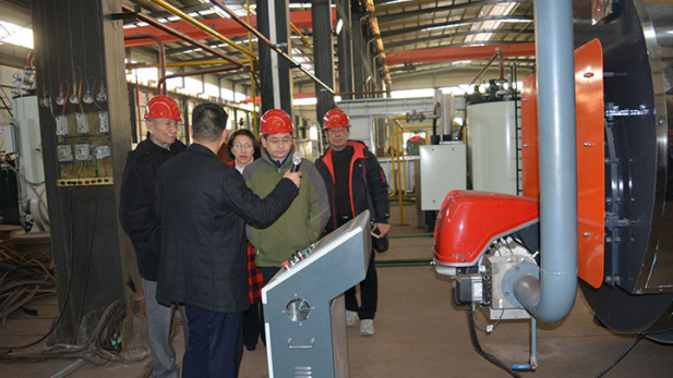 河南太康锅炉行业质量提升活动启动暨河南省四通锅炉创新中心成立大会举行