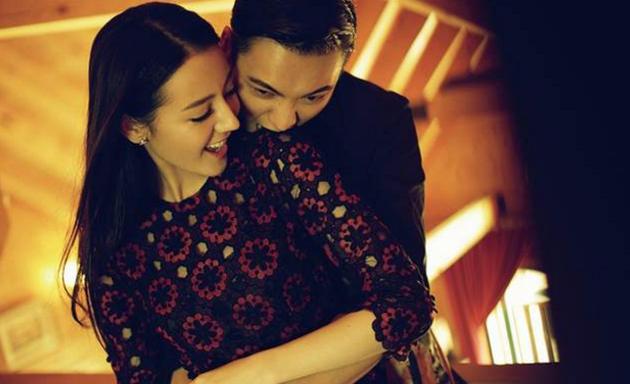 网传迪丽热巴将与陈伟霆公开恋情。
