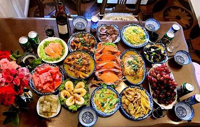 年夜饭来啦!你家的团圆饭什么样?