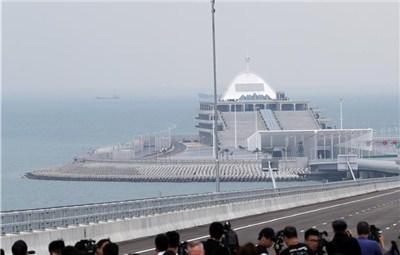 港珠澳大桥将于24日上午9时正式通车