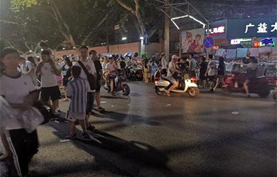郑州最负盛名的健康路夜市,如今咋样了?
