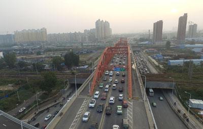 重磅!郑州彩虹桥10月26日起开始封闭断行