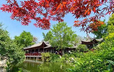 """郑州这里""""藏""""着一座苏州园林!"""