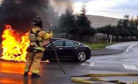 电动汽车,电池,电动汽车事故,动力电池安全