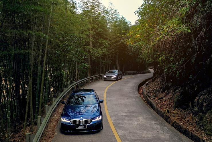 """0新BMW 5系东南区媒体试驾书写""""吾辈正当时""""5.jpg"""
