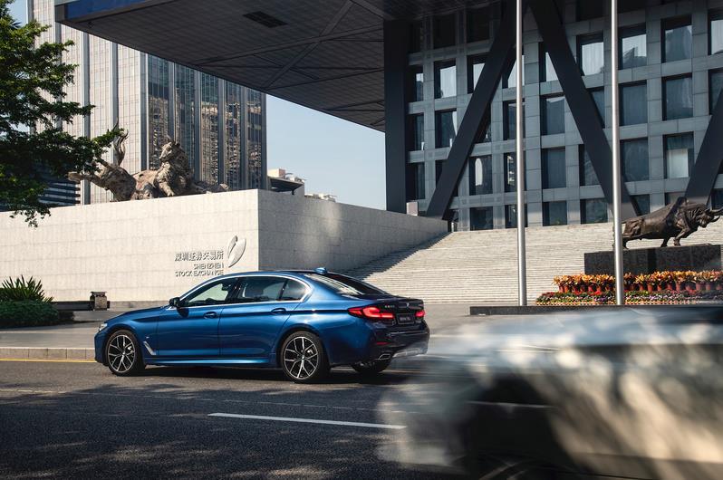 """0新BMW 5系东南区媒体试驾书写""""吾辈正当时""""1.jpg"""