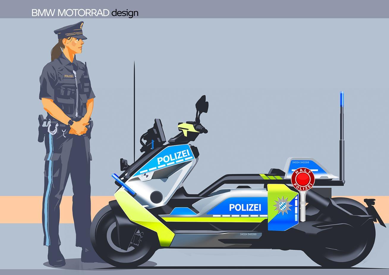 0BMW Motorrad Definition CE 04概念车9.jpg