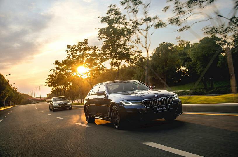 """0新BMW 5系东南区媒体试驾书写""""吾辈正当时""""3.jpg"""
