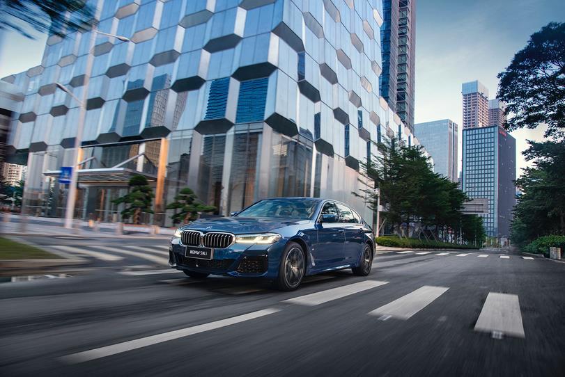 """0新BMW 5系东南区媒体试驾书写""""吾辈正当时"""".jpg"""