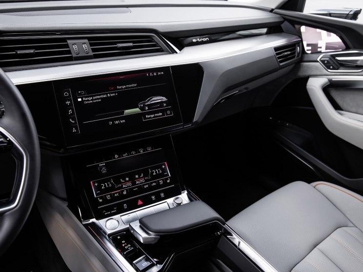 奥迪(进口) e-tron quattro 2018款 Prototype