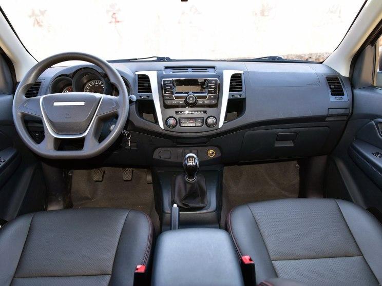 猎豹汽车 猎豹CT7 2017款 1.9T两驱进取型大双版D19TCID1