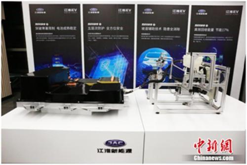 高比能电池包恒温技术-液冷电池系统