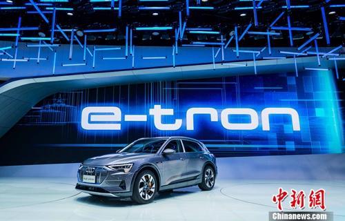 奥迪e-tron作为奥迪首款纯电动量产车型,开启奥迪品牌电动新时代