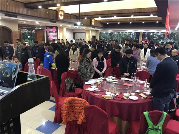 升达经贸管理学院华南地区校友年会在深圳温情举办