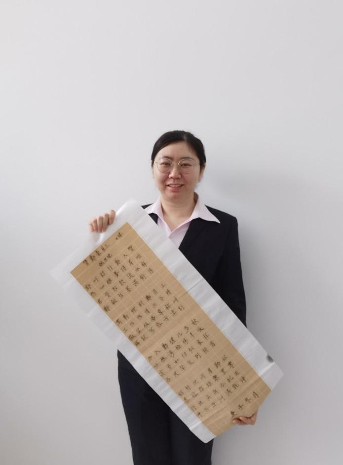 七旬老人写诗盛赞郑州银行员工