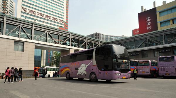 各汽车站3500台大巴投入春运 郑州800公里以上长途班线