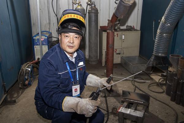 【中国梦•大国工匠篇】陈建平:普通电焊工如何成长为焊