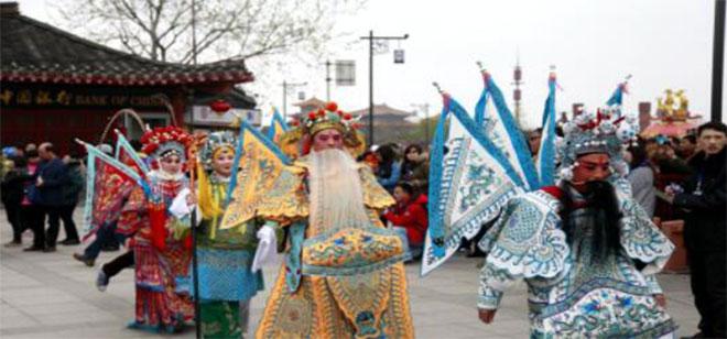 开封:在传承中创新的清明文化节 传扬古都美名