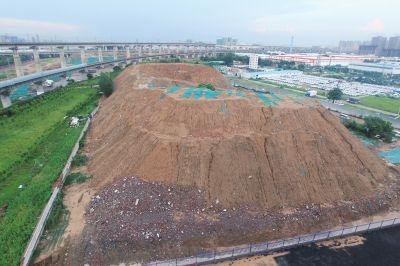 徐立毅暗访郑州大气污染防治工作 被暗访的污染点整改