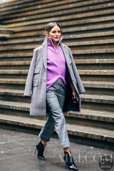 原来今年的流行趋势是——不好好穿外套