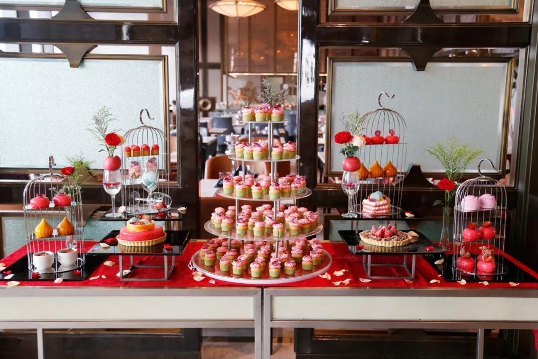 郑州富力万达文华酒店推情人节主题晚餐 缔造专属甜蜜回忆