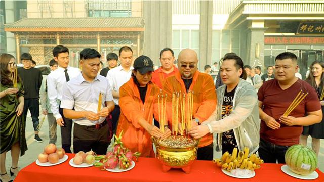 院线电影《爱情拯救联盟》新闻发布会在郑州举行