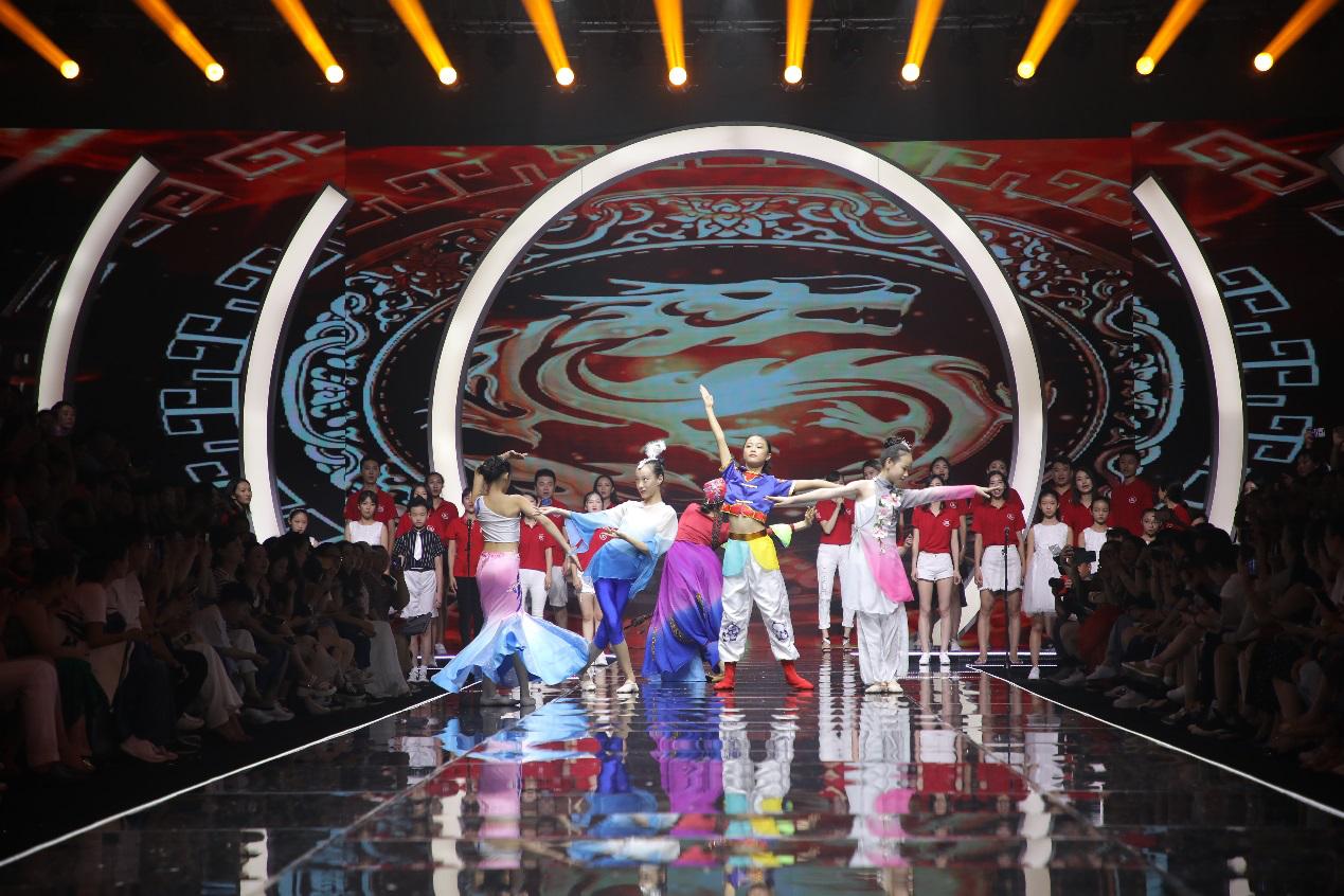 碧桂园2019新丝路中国国际少儿模特大赛全国总决赛暨颁奖盛典(2)
