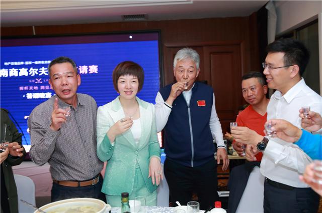 GOLF|厦门南商高尔夫球队邀请赛圆满落幕