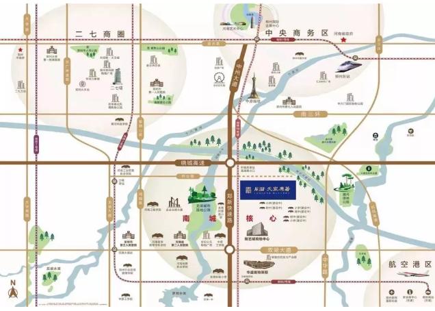 龙湖天宸原著 城市别墅图片