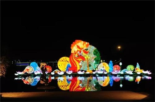 郑州绿博园:民俗文化迎新春