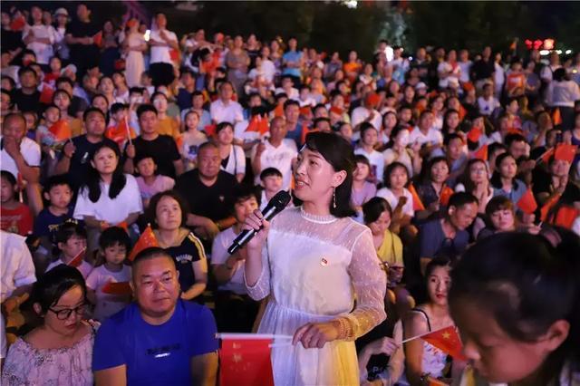 八一建军节,重渡沟红歌联唱致敬最可爱的人
