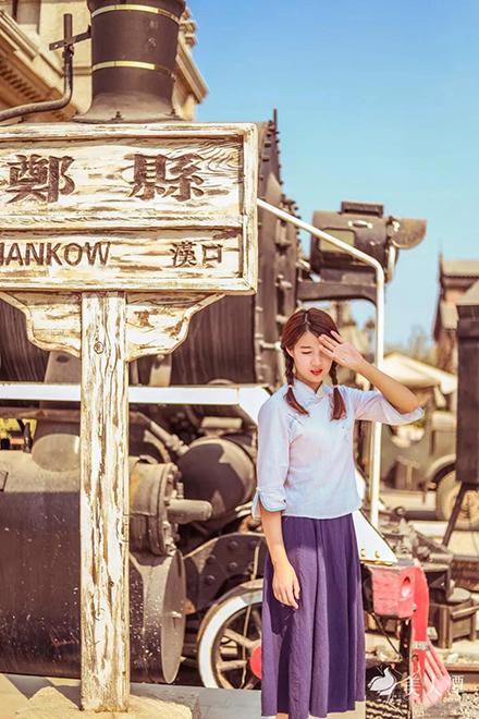 街拍丨来建业·华谊兄弟电影小镇入镜,遇见不