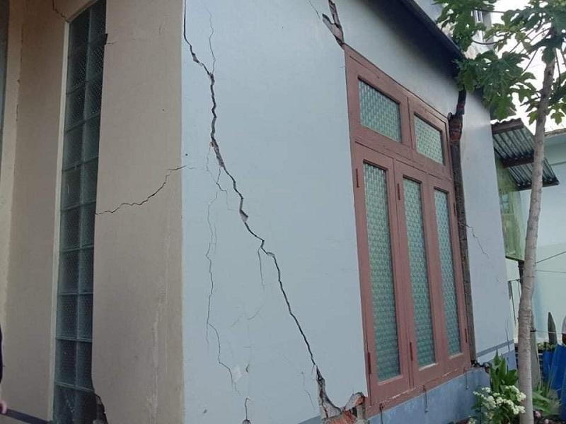 地震最新消息:缅甸印度边境发生5.9级地震