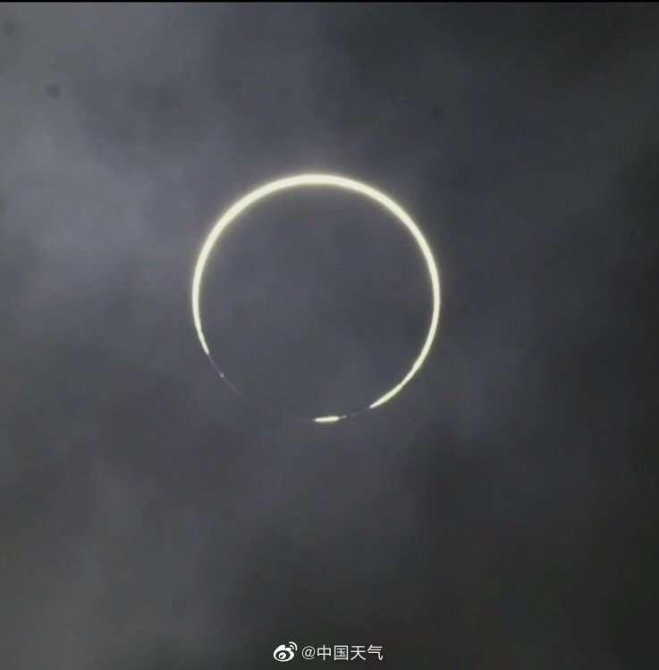 《【超越娱乐首页】金环日食来了!你看到了吗?》
