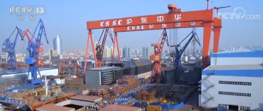 《【超越娱乐登录注册平台】全球造船业三大指标公布 中国继续保持世界第一》