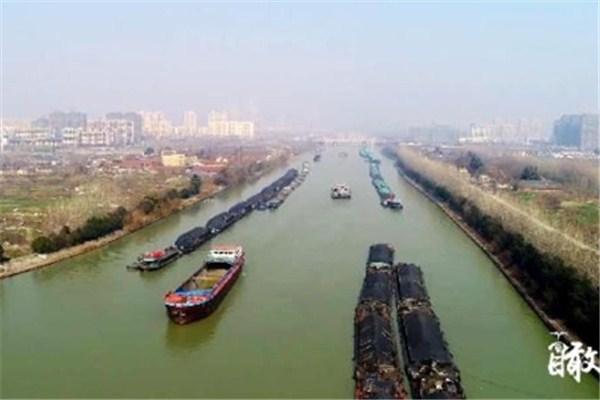 瞰中国|春运之路:京杭大运河 水上春运忙