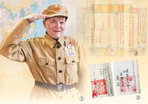 95岁老人、71载党龄、63年深藏功名,张富清——一位老英
