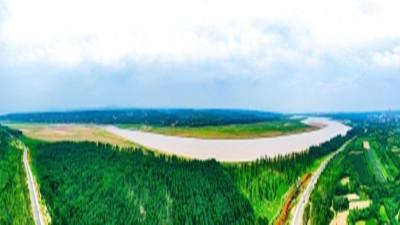 中共中央国务院印发黄河流域生态保护和高质量发展规划