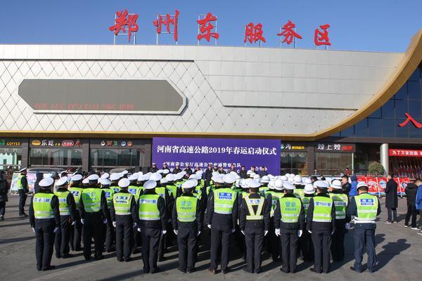 【2019春运】春运启动 看河南高速交警如何确保春运期