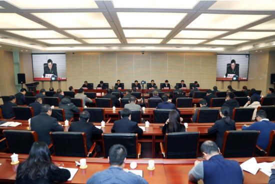 """河南省交通运输厅全面部署2020年春运工作 打造""""平安"""