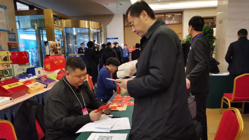 """使命在肩 他们""""有备而来"""" 河南省政协十二届三次会议"""