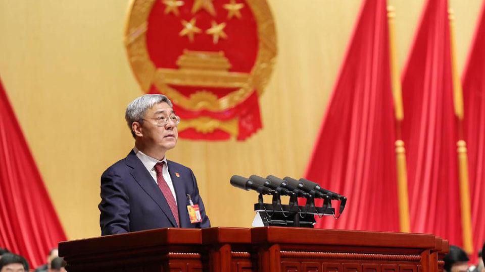 图集|河南省第十三届人民代表大会第三次会议开幕