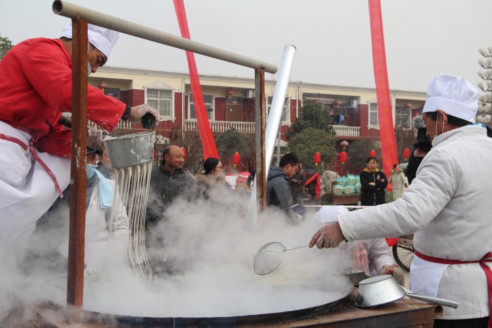 裴寨红薯粉条文化节