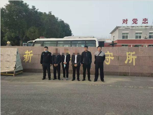 平舆警方:抓获6名跨境赌博犯罪嫌疑人