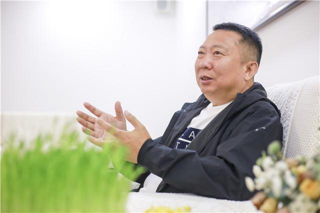 """芽状元天然豆芽李银州:小豆芽的""""中国梦"""""""
